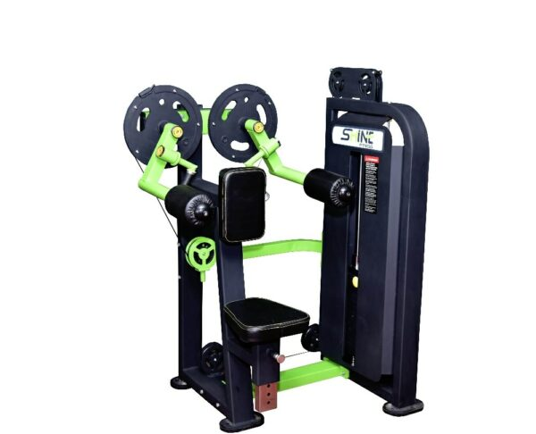 Seated Letral Rise - shinefitequipments.com