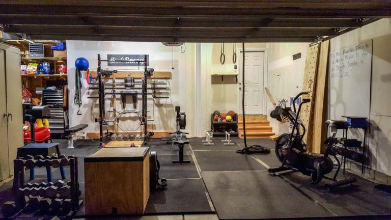 No time for a gym membership? Easy Ways to turn your home into a gym