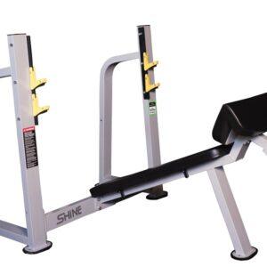 Olympic Decline Bench - shinefitequipments.com