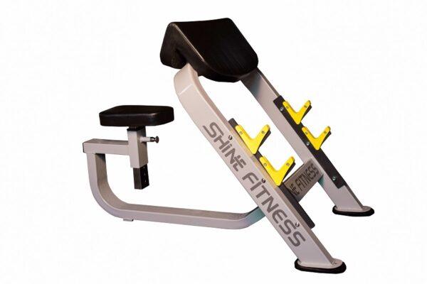 Precher Curl Bench - shinefitequipments.com