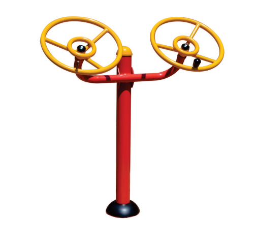 Forearm Wheel - Shinefitequipments