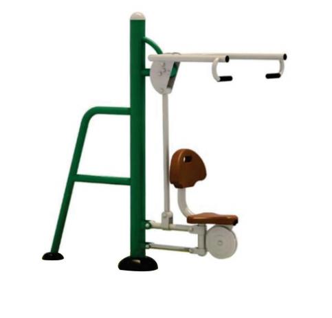 Seated Pull Down - shinefitequipments