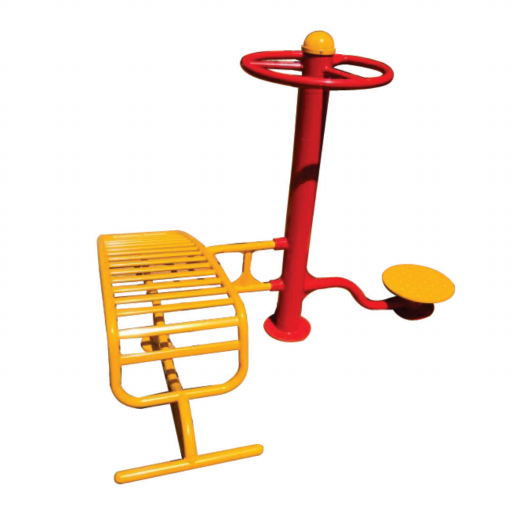 Twister with Sit Up Board - Shinefitequipments