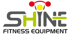 SHINE FITNESS EQUIPMENT Logo